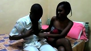 african exotic Young couple