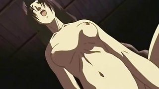 Mouth-watering lesbian hentai porn