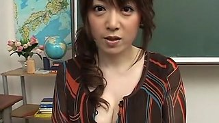 Hottest Japanese chick in Horny Nipples JAV scene