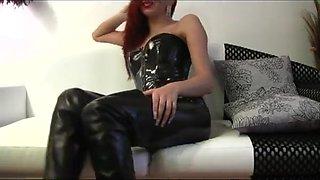 Blackmail seduction
