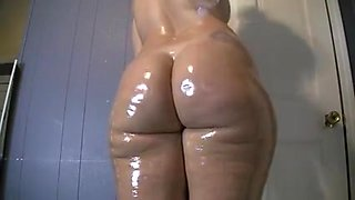 Virgo Peridot ass oiled
