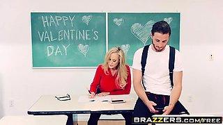Brazzers - Big Tits at School -  Desperate Fo