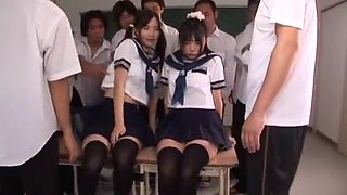 Crazy Japanese slut Mirei Kazuha, Tsubomi in Amazing Fingering, Squirting/Shiofuki JAV video