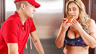 Brazzers – ZZ Pizza Party: Part 1