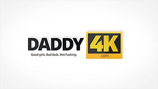 DADDY4K. Lusty father of her boyfriend