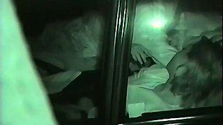 Amateur Couples Sex Inside Of The Car