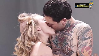 Hot Blonde Cheats on Boyfriend For First Time