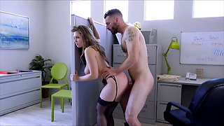 Lena Paul The Office Slut