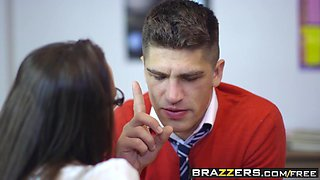 Brazzers - Big Tits at School - Mea Melone Bruce Venture - Learning the Fun Way