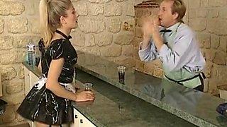 Best Stockings, Blonde adult movie