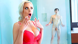 Nina Elle & Alex D in Teen Swap Episode 4 - DigitalPlayground