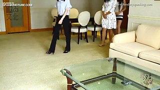 Secret Chinese Spanking Club