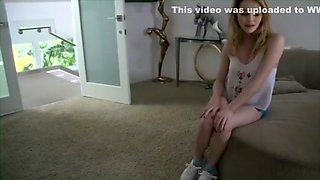 naughty-hotties.net - Blonde teen punished by BBC