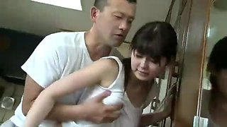 Japanese daughter seduced by daughter