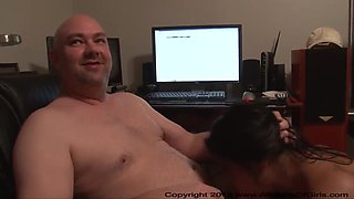 Fat Mexican Cheating Housewife Gets Pov Doggy Style Anal Fuck