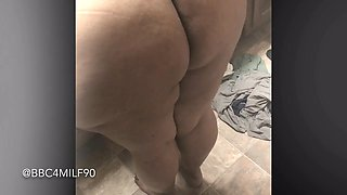 Quicky with Latina wifey before shower