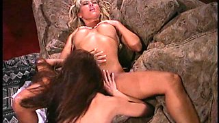 Chennin Blanc and her friend are curious about erected dicks