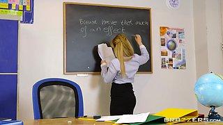 bit tits teacher grade your cock