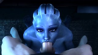These 3D Animation Sluts from Games Loves a Big Thick Dick