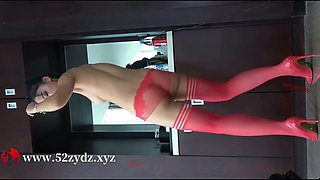 Chinese Tease Dance