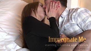 Best pornstars Patrick, Christine Diamond in Fabulous Romantic, Big Ass adult movie