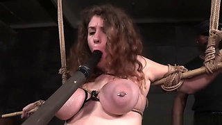 Spex Whore Restrained And Punished