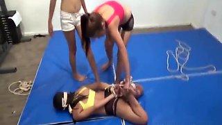 Bondage Wrestling And Humiliation 3
