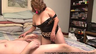 Short Little Mature Mexican Mom Anal