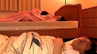 Ayaka Tomada, Momoka Nishina, Hibiki Otsuki, Nozomi Hazuki in Bed of My Boyfriends Friend part 1.1