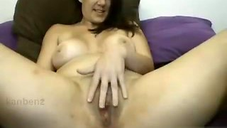 Perfect pussy girl fisting