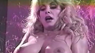 Mesmerizing classic blonde milf with huge breasts wants to fuck