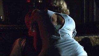 Rosamund Pike, Mia Wasikowska Nude 2017 - XSOBER