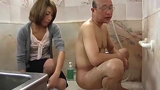 My Stepfather Fucked Me In the Bathroom
