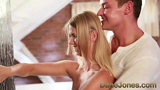 Hottest pornstar in Crazy Creampie, College xxx clip