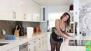 ivy rose in slutty maid service