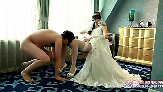 AsianScandal Really Really Beautiful Chinese Bride Thre