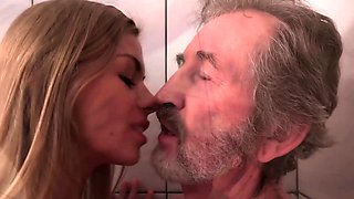Grandpa sex with teens compilation