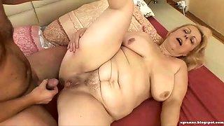 Ayntritli irkin olgun anal