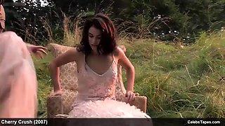 Celebrity nikki reed teases in sexy &amp romantic sex scenes