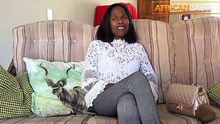 HOT NEW AFRICAN CASTING BABE SYDNEY
