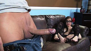 Brazzers - Teens Like It Big -  Out with Emo