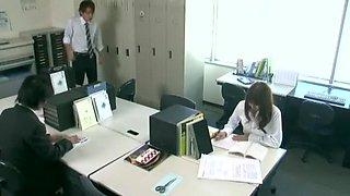 Hottest Japanese slut in Crazy JAV scene