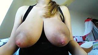 Big milk tits