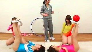 Gokkun School Girls and Family Part 3