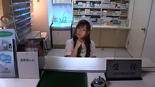 Amazing Japanese whore Ai Sayama in Hottest Masturbation, Nurse JAV movie