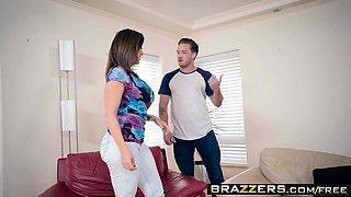 Brazzers - Mommy Got Boobs - Sara Jay Kyle Ma