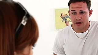 FamilyStrokes-  Annoying Step-Sis Blackmailed By Brother