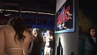 Horny pornstar in best striptease, amateur sex clip