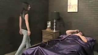 Milf Strapon Pegging Nurse - HD
