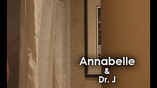 Delivery Boy Catches Mom Annabel In The Shower